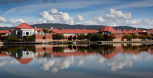 Image of Lake Tuggeranong College
